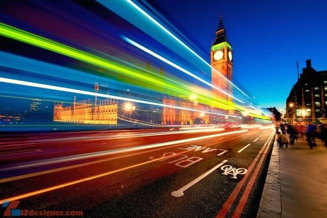 Hướng dẫn kỹ thuật chụp MOTION BLUR – tạo việt sáng chuyển động