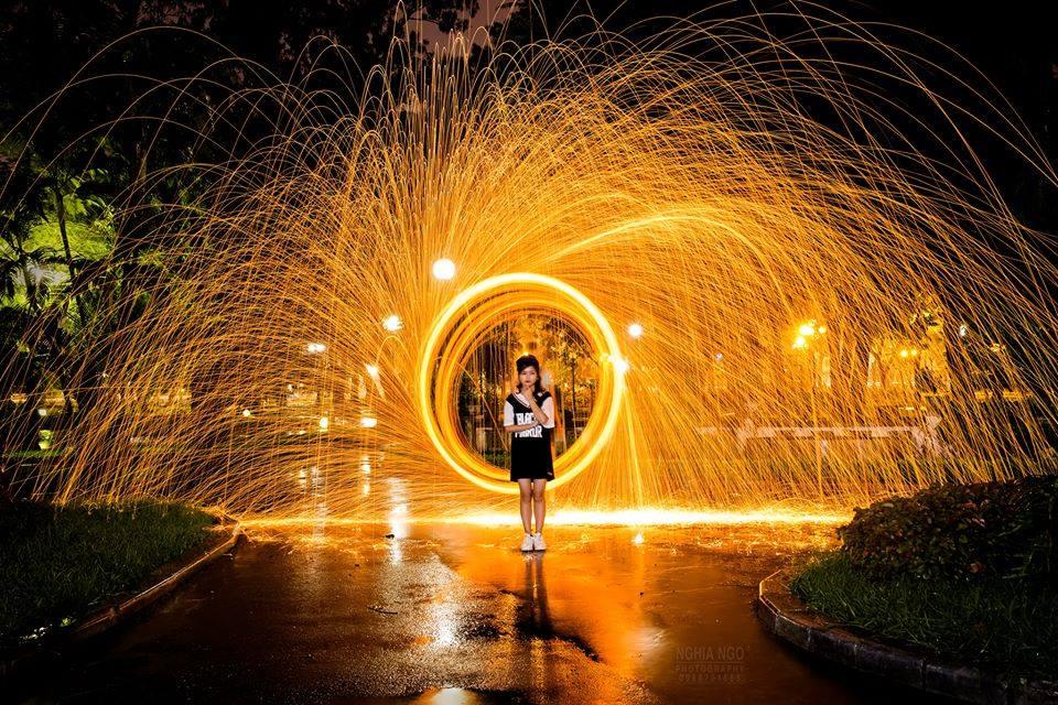 Chụp ảnh phơi sáng là gì? kỹ thuật chụp ảnh PHƠI SÁNG nhiều đường sáng