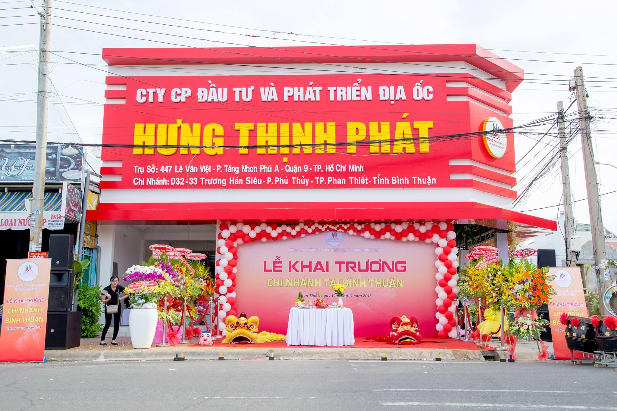 Hưng Thịnh Phát lừa đảo bán gần 200 lô đất